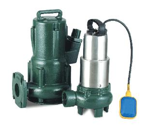 Bombas de achique y aguas residuales